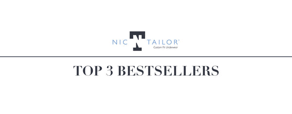 OUR TOP 3 BESTSELLERS
