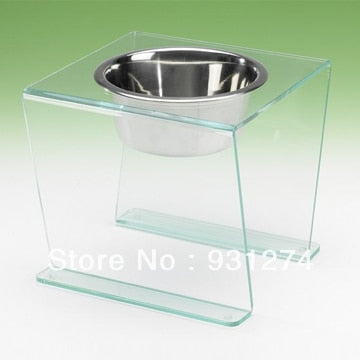 Acrylic Bowl Holder Stand