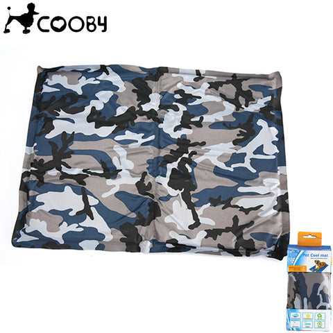 Summer Beds Dogs Cooling Mat Deodorized Cat Sofas