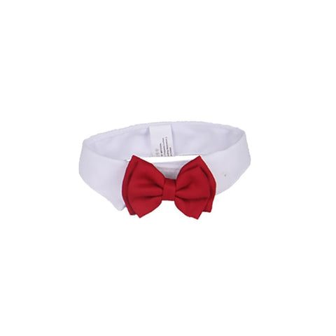 Cotton Adjustable Dog Cat Bow Tie