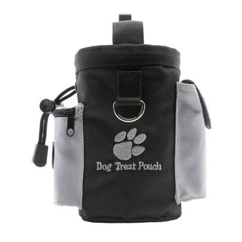 Training Waist Bag Drawstring Carries Pet Toys Food Poop Bag