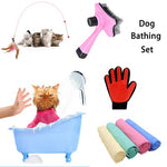 Cat Bathing Tool for Kitten Grooming Set