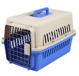 Air Plane Transport Box Breathable Cat Dog Pet Travel Carrier Box For Cats