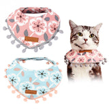 Adjustable Dog Puppy Cat Bandana Collar