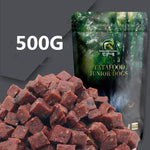 500g Beef grain Food Healthy Pet Food Molar Cleansing
