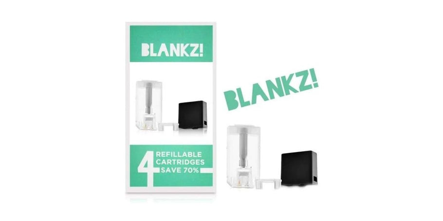 Empty Juul Cartridges From Blankz! Pods