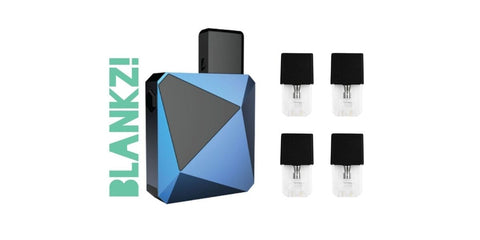 Introducing The Prism, Our Latest Juul Pod Compatible Battery - BLANKZ! Pods