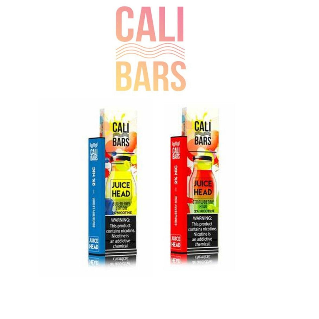 Juice Head Disposables by Cali Bars - BLANKZ! Pods