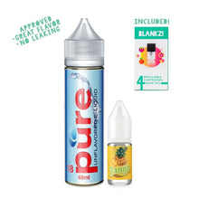 Load image into Gallery viewer, Create Your Own Fruit Flavors! Pineapple Mango 18mg - BLANKZ! Pods