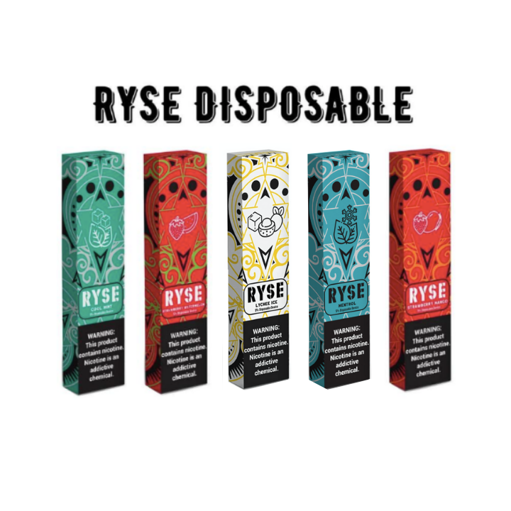 Ryse Bar Disposables | BLANKZ Pods