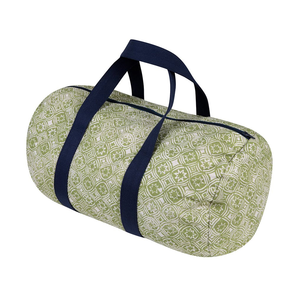 Weekend Bag - Starry Skies - Green