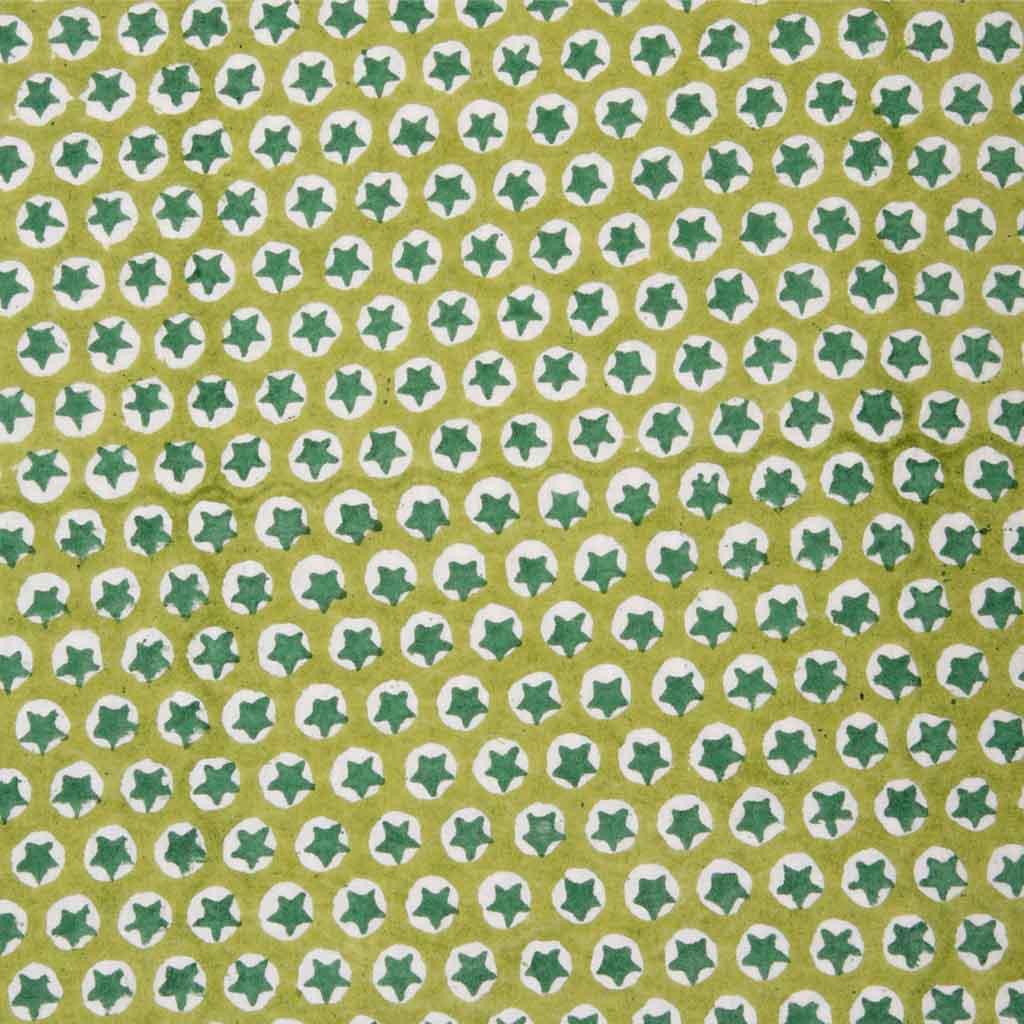 Fabric - Tuk-Tuk - Cotton - Green