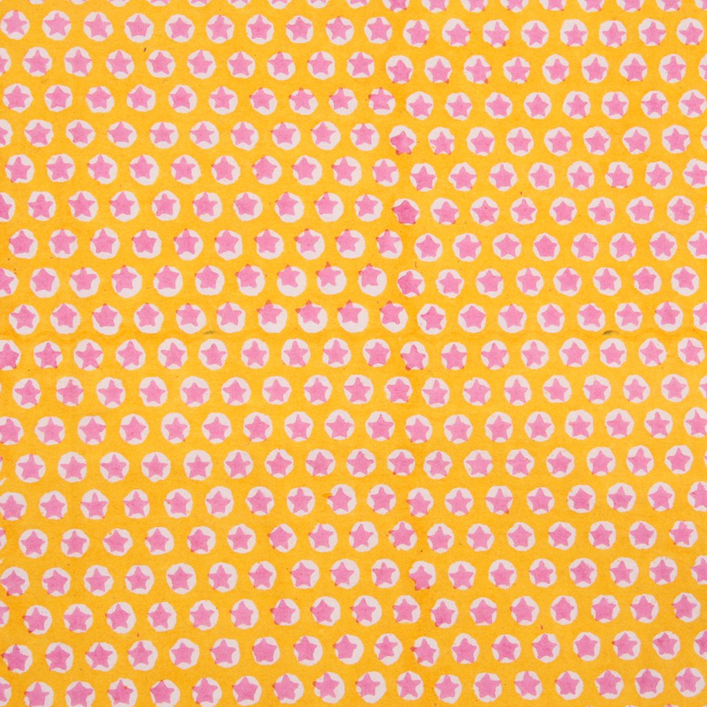 Fabric - Tuk-Tuk - Cotton - Yellow