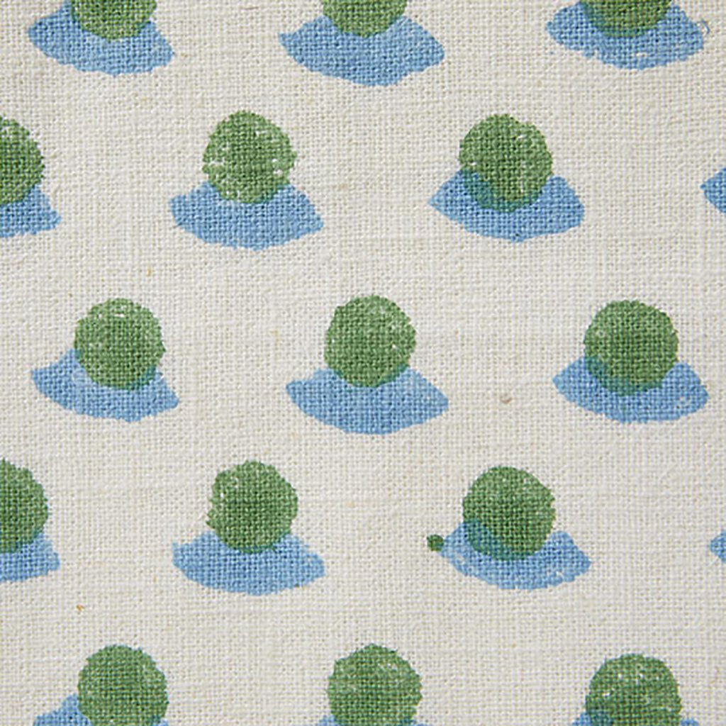 Fabric - Berry - Oyster - Grass/Sky