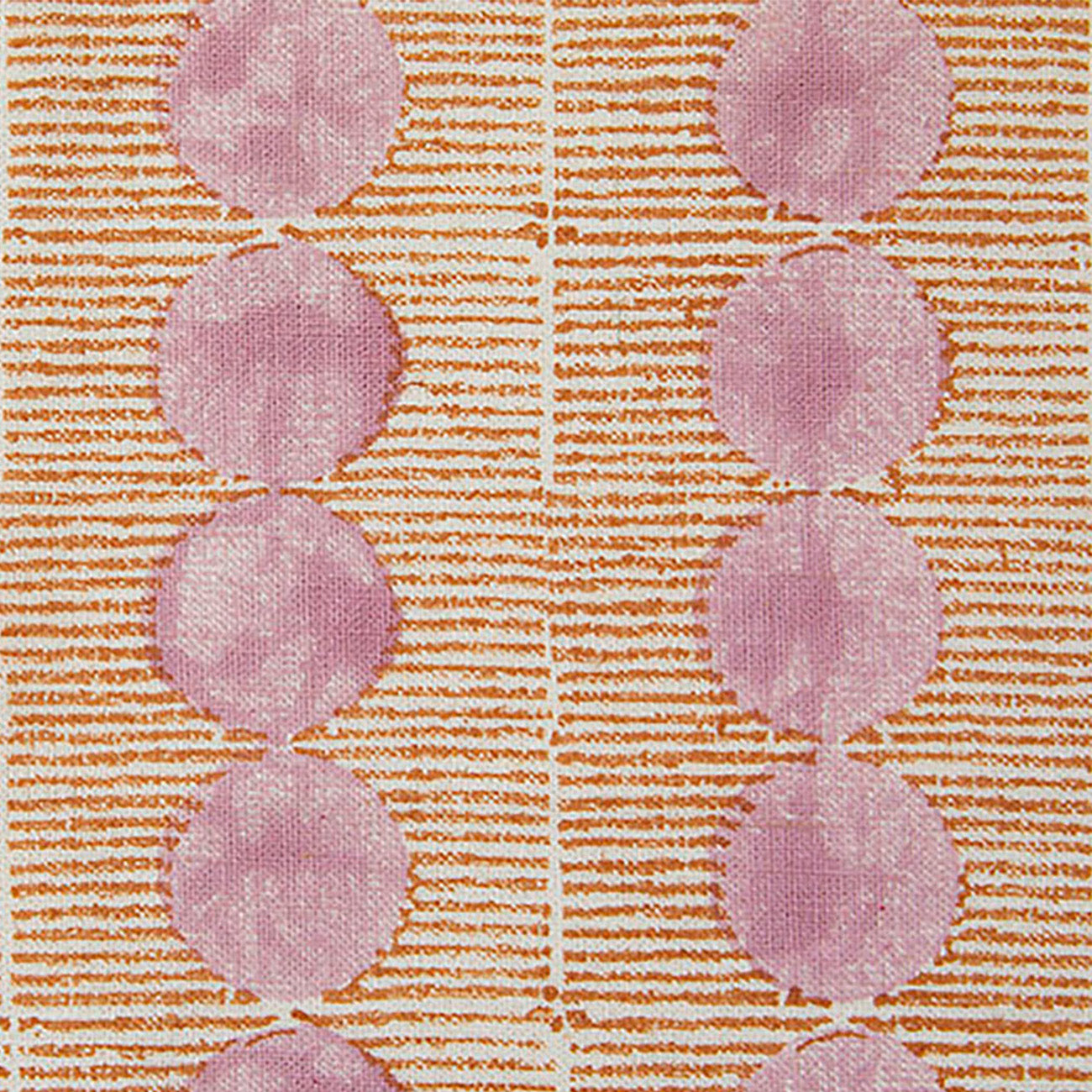 Fabric - Sun Rise - Oyster - Rose/Copper