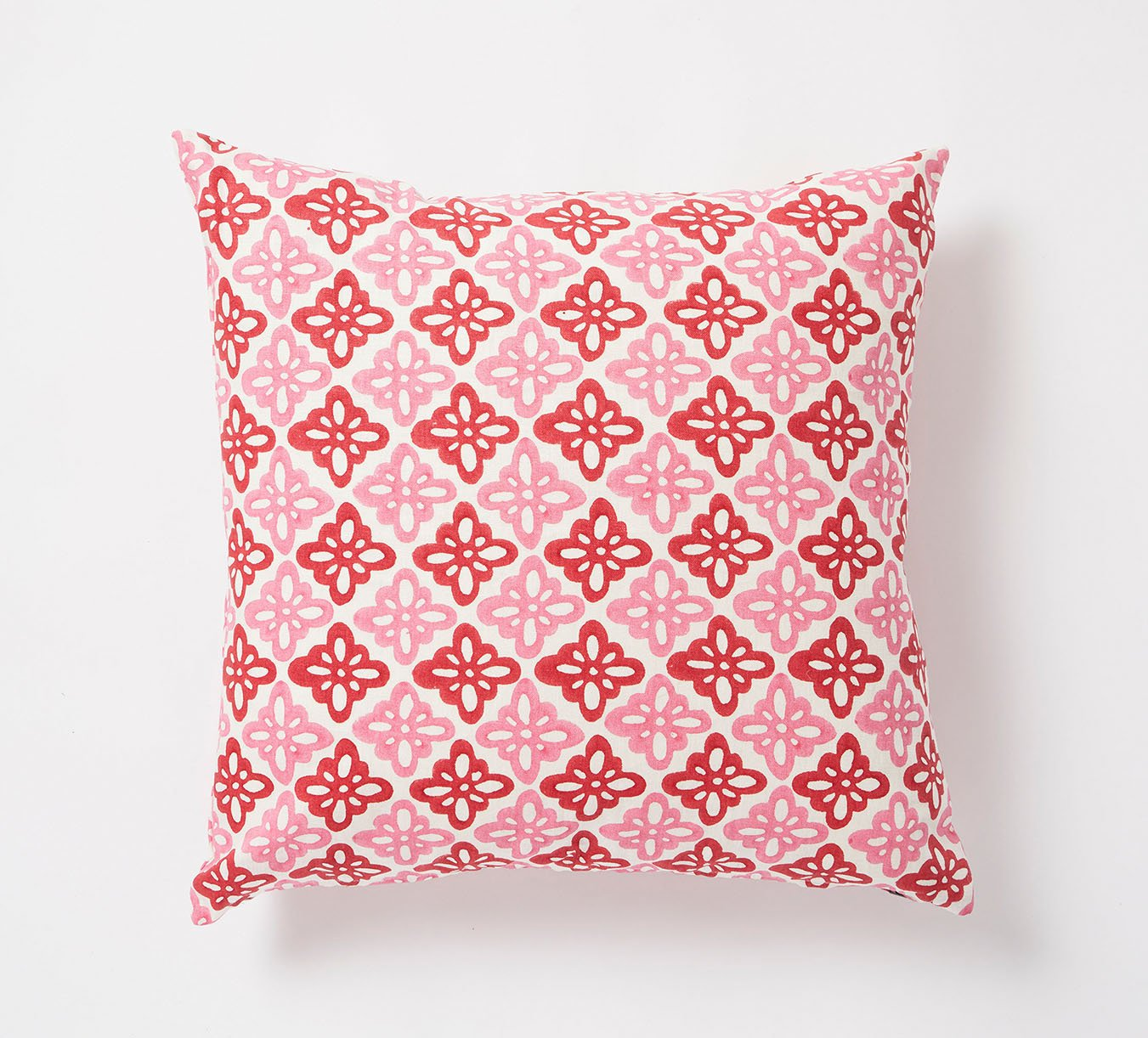 Cushion - Pattee - Pink - 70 x 35 cm