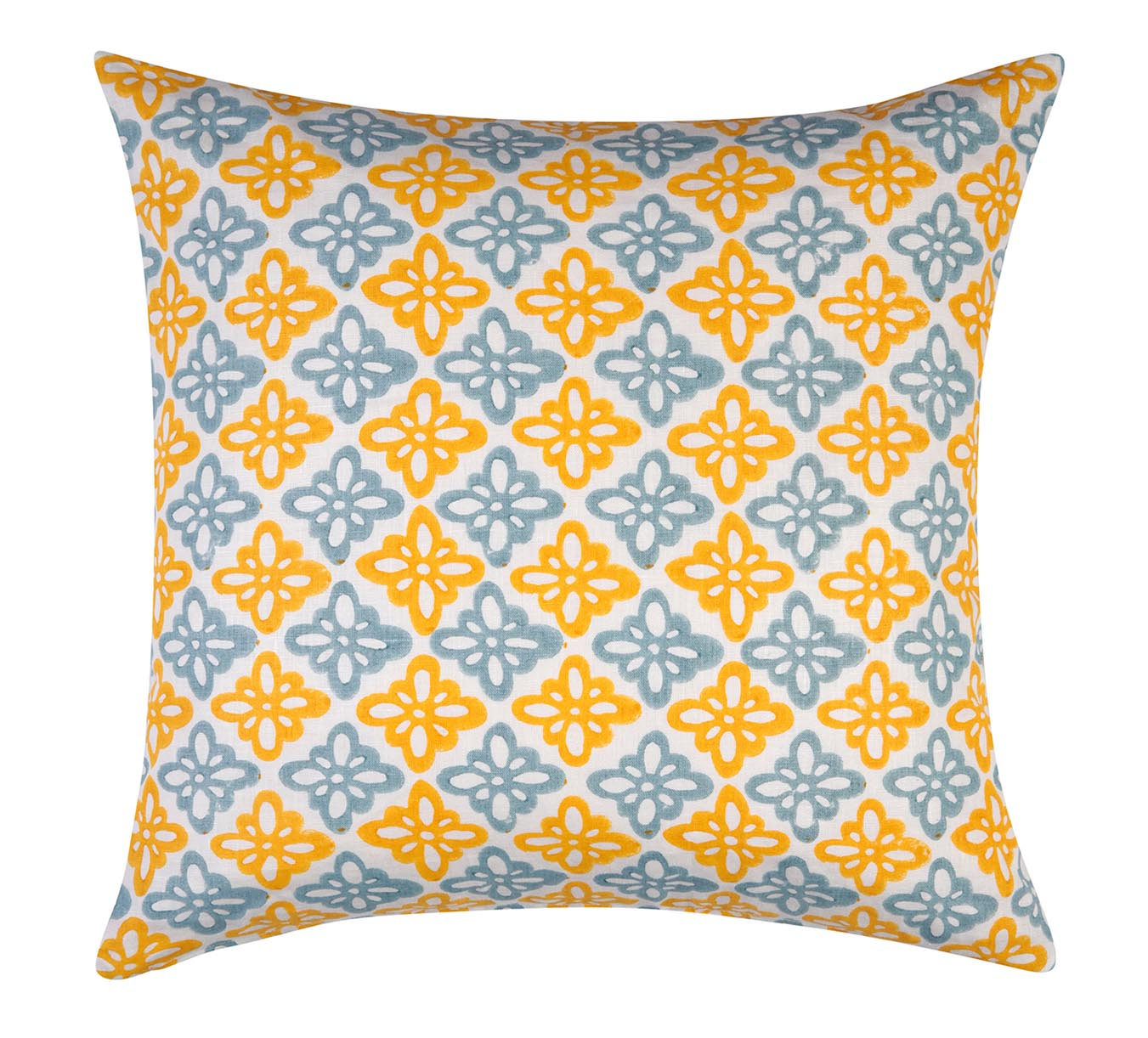 Cushion - Pattee - Turmeric