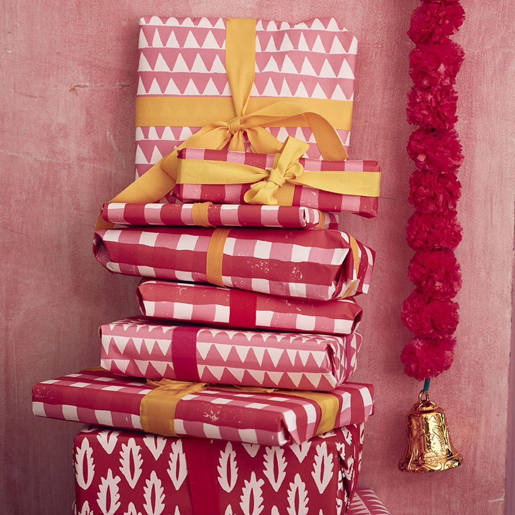 Wrapping Paper - Gingham