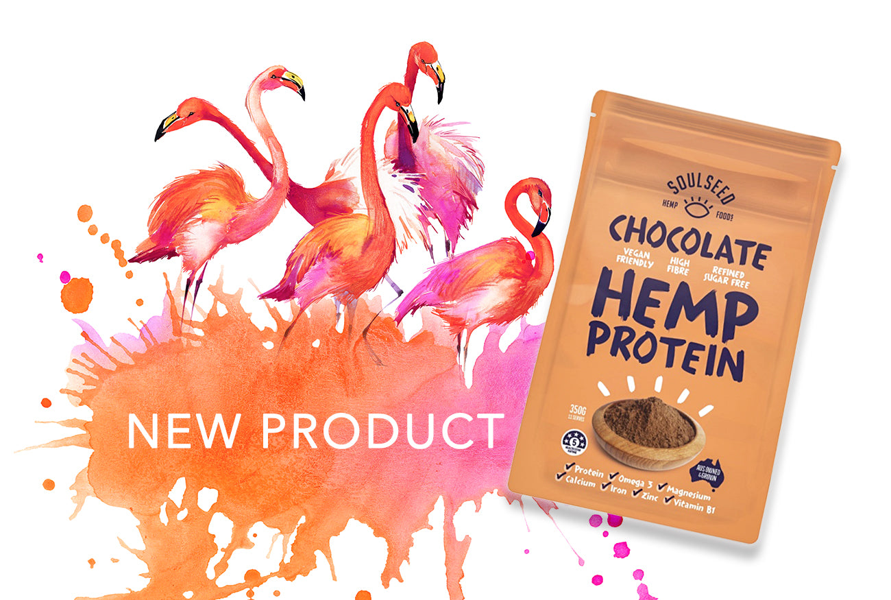 HempZone Chocolate Hemp Vegan Protein