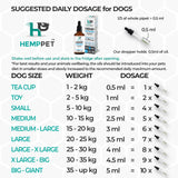 HempZone, HempPet Hemp MCT Hoki Fish oil for Dogs, Omega369