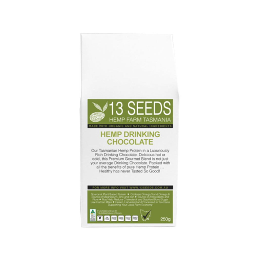 HempZone, Hemp Chocolate, 13 seeds