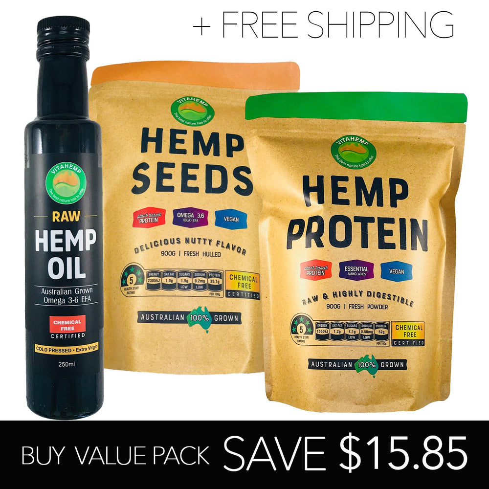 Vita Hemp - Value Pack