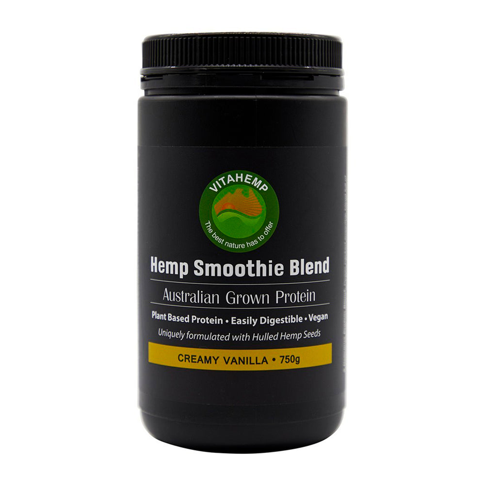 HempZone, VitaHemp Hemp Smoothie Blend vegan