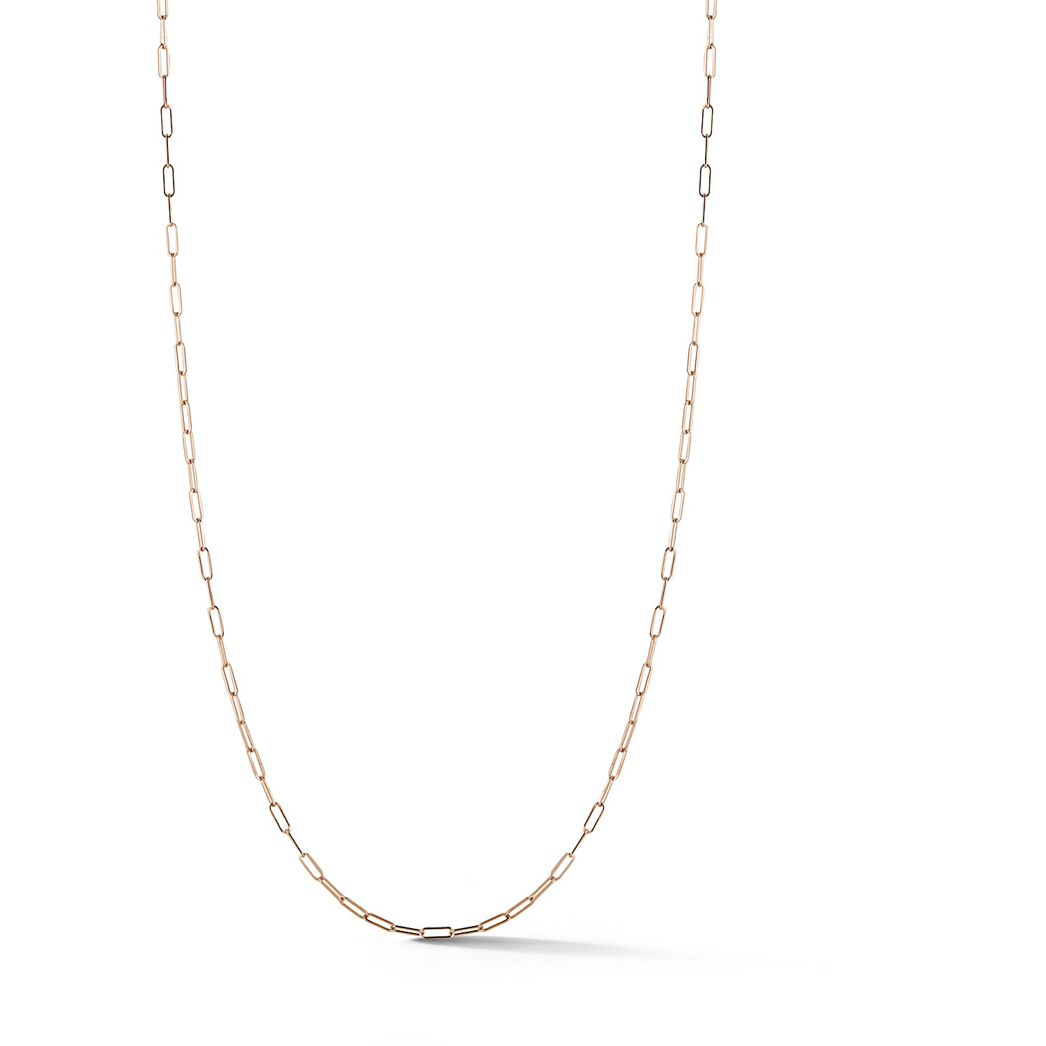 Les Classiques Small Link Handmade Gold Chain