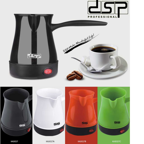 DSP Coffee Maker KA3027 - DaZzoOL