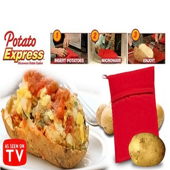 Potato Express, Microwave Cooker