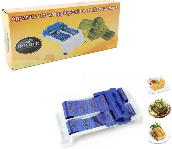 Double Dolma Grape Leaves Rolling Machine - DaZzoOL