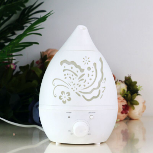 Ultrasonic Air Humidifier Aroma Essential Oil Diffuser 1.3L Aromatherapy Cool Mist Maker - DaZzoOL