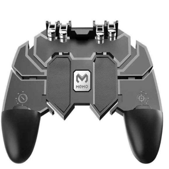 6 Fingers PUBG Mobile Gaming Controller AK66 - DaZzoOL
