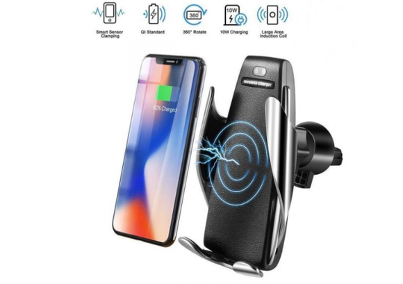Smart Sensor s5 Car Wireless Charger - DaZzoOL