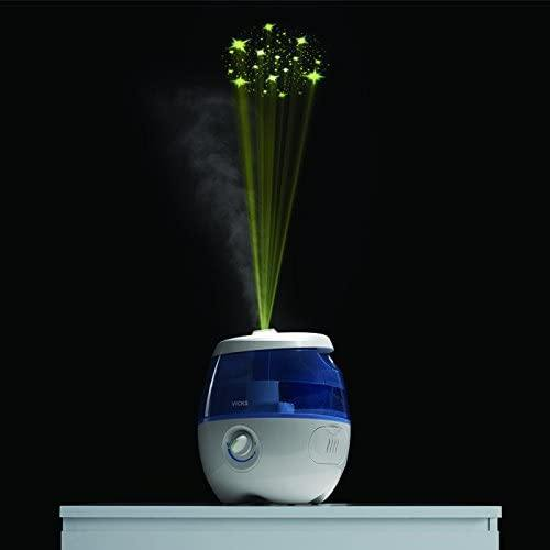 Vicks Sweet Dreams Cool Mist Humidifier VUL575 Made in Germany - DaZzoOL