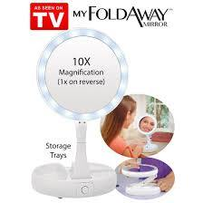 As Seen On TV - My Fold Away Mirror - DaZzoOL