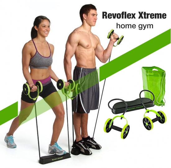 Revoflex Xtreme - Total Body Workout Kit Home Gym