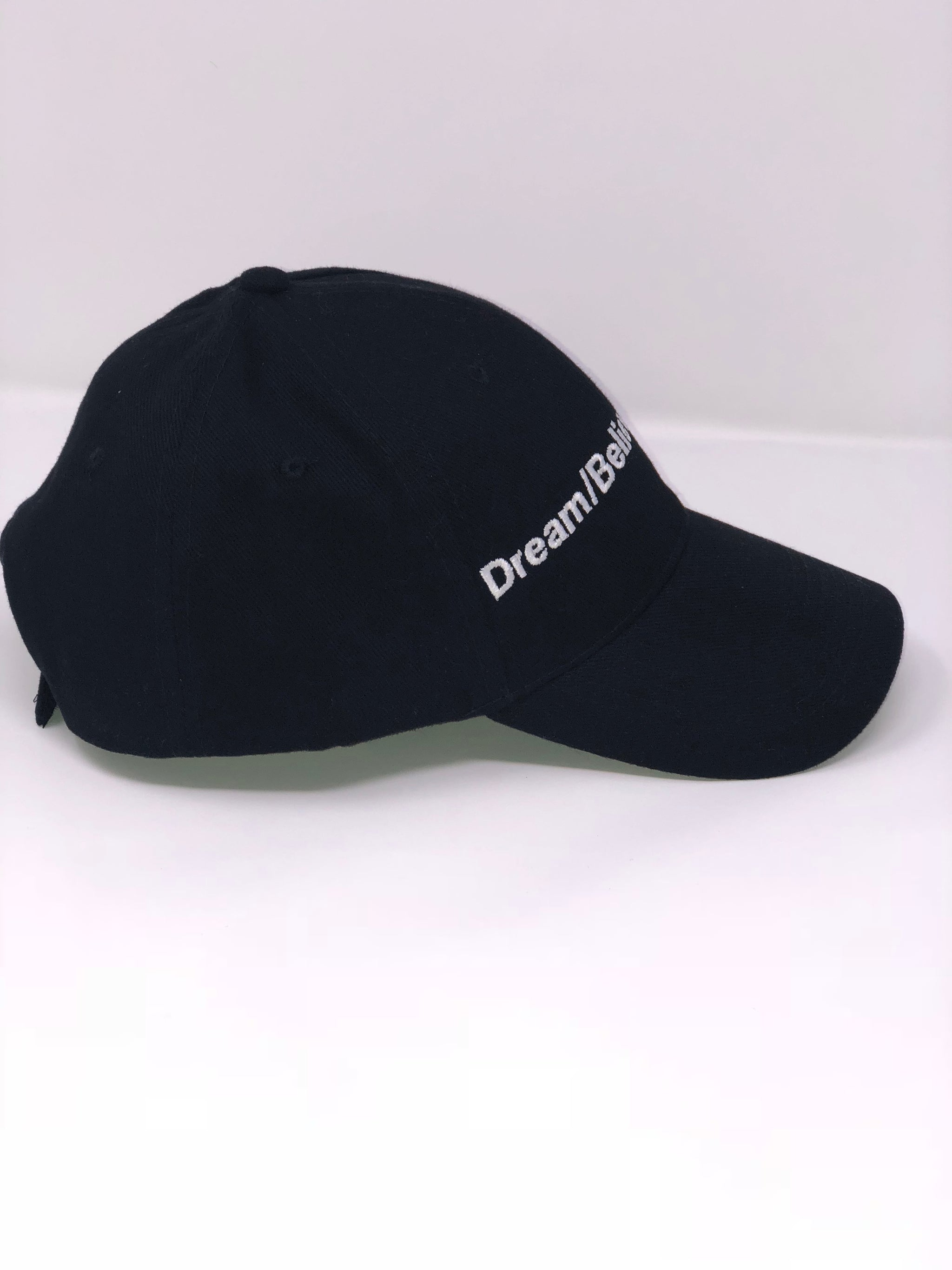 DREAM | BELIEVE | ACHIEVE Baseball cap A7 logo Light profile image