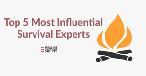 Top 5 Most Influential Survival Experts
