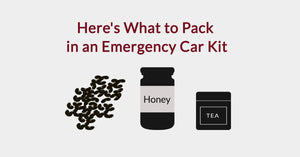 Here's What to Pack in An Emergency Car Kit