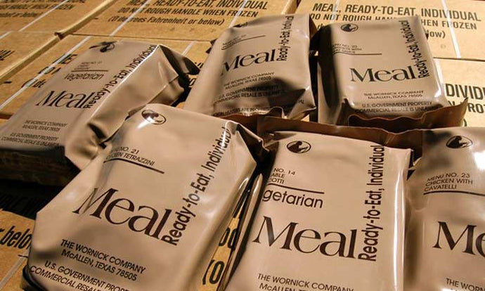 4 Reasons to Be Suspicious of an MRE Seller