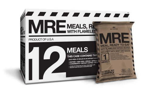 Meal Kit Supply 12 Pack