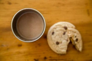 Enjoy your freshly-brewed mocha with your favorite MRE cookie.