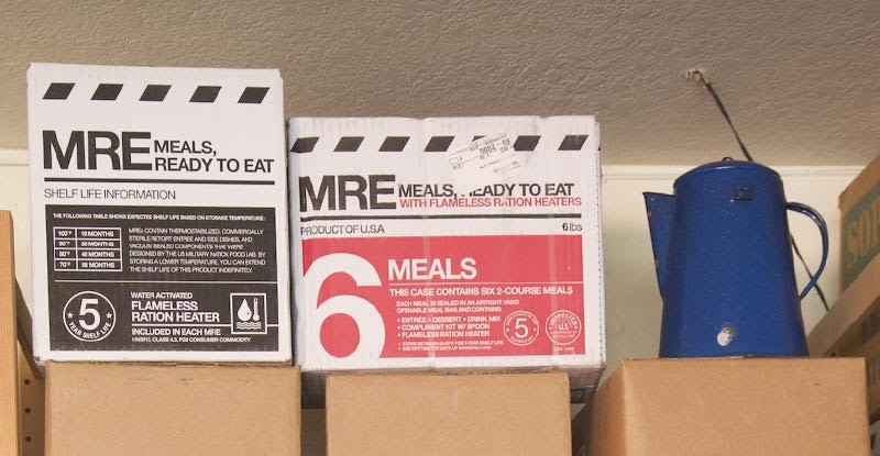 Meal Kit Supply MREs