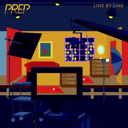 LINE BY LINE (EP)