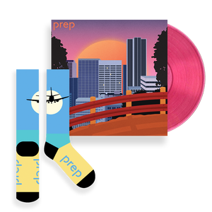'Prep' Bundle #2 - Vinyl/Socks