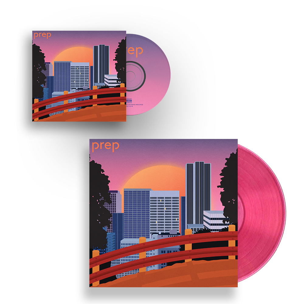 'Prep' Bundle #4 - CD/Vinyl