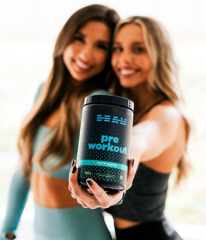 Pre Workout Supplement Powder that doesn't give you the jitters