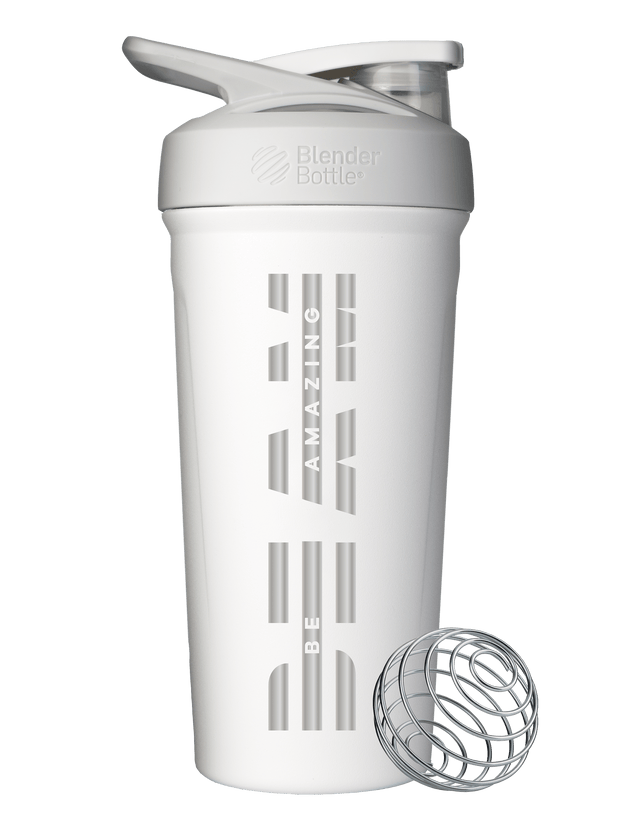beam metal blender bottle
