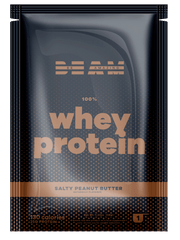 best tasting 100% whey protein isolate flavor salty peanut butter sample size